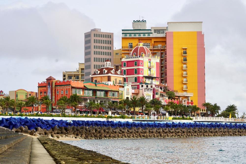 ベッセルホテルカンパーナ沖縄宿泊記・アメリカンヴィレッジのホテル群