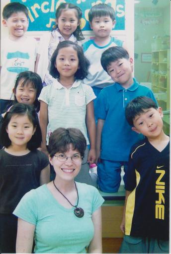 Teaching English overseas completely changed my life.