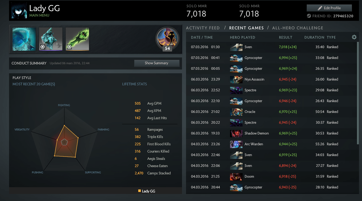 General Discussion Finally Doubled My Mmr Since
