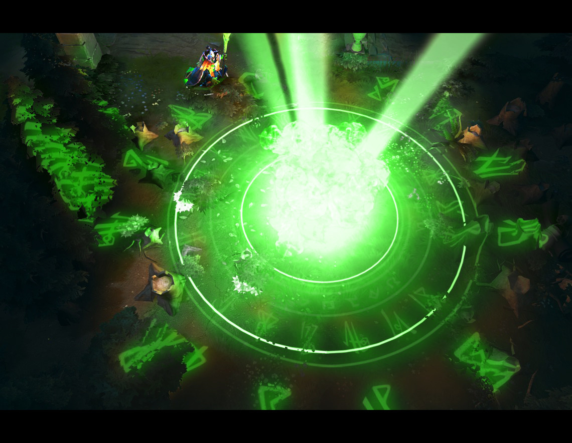 General Discussion For All Of Those Rubick Players Out