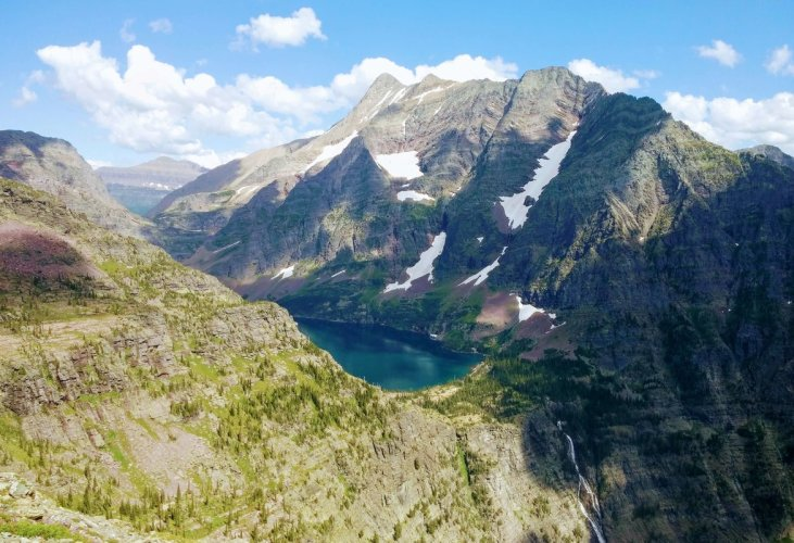 Glacier, Ellen Willson View