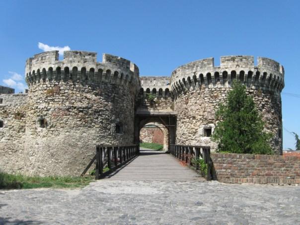 Kalemegdan borgen Beograd