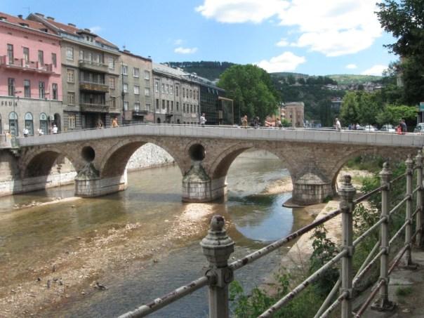 Latinerbroen i Sarajevo