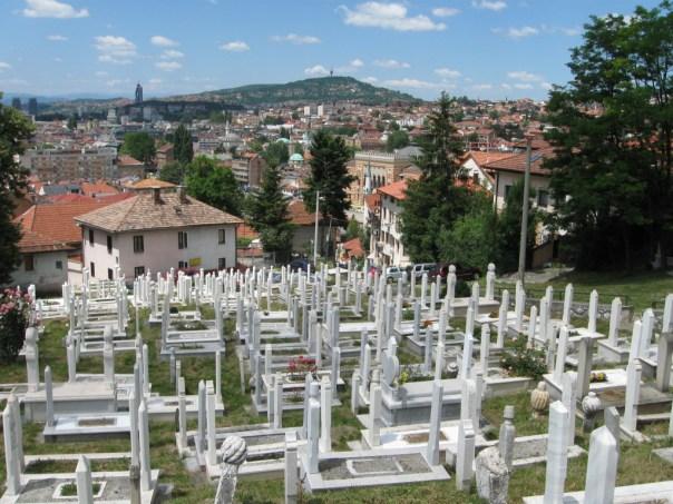 Gravsteder Sarajevo