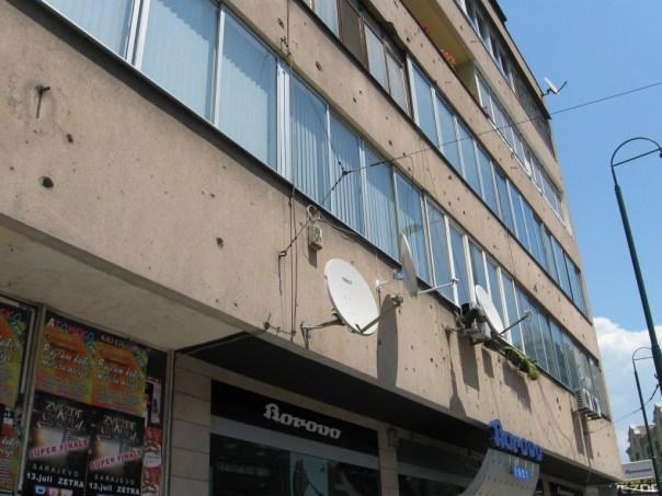 Granathuller i Sarajevo