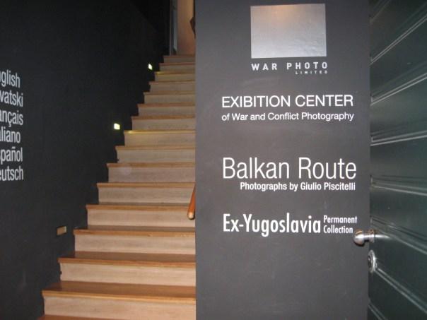 Udstilling Balkan-ruten