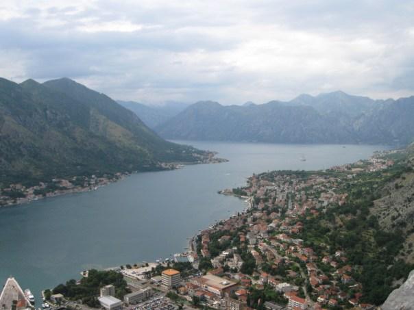 Dejlige oplevelser i Kotor i Montenrgro
