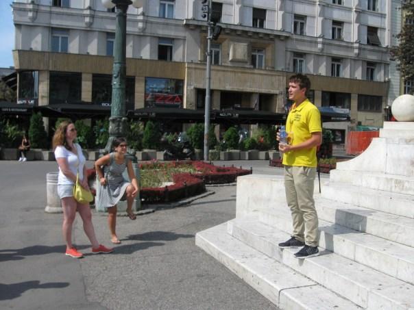 Free Walking Tour i Beograd
