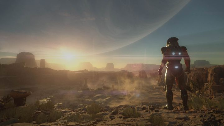 LEAKED – Mass Effect Andromeda Gameplay Footage