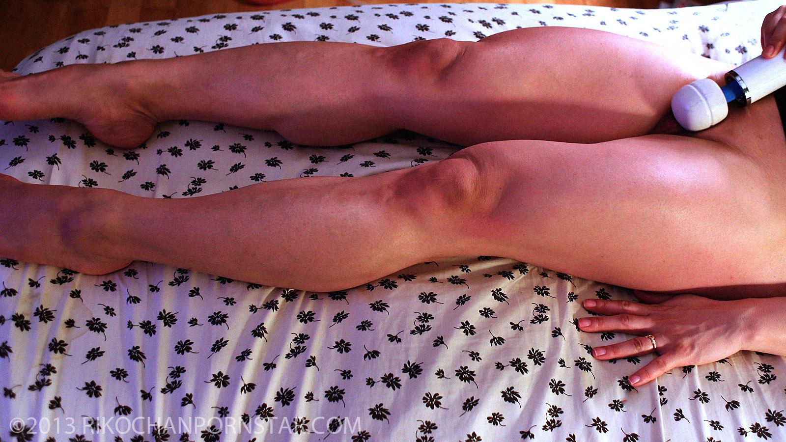 Foot fetish masturbation-6344