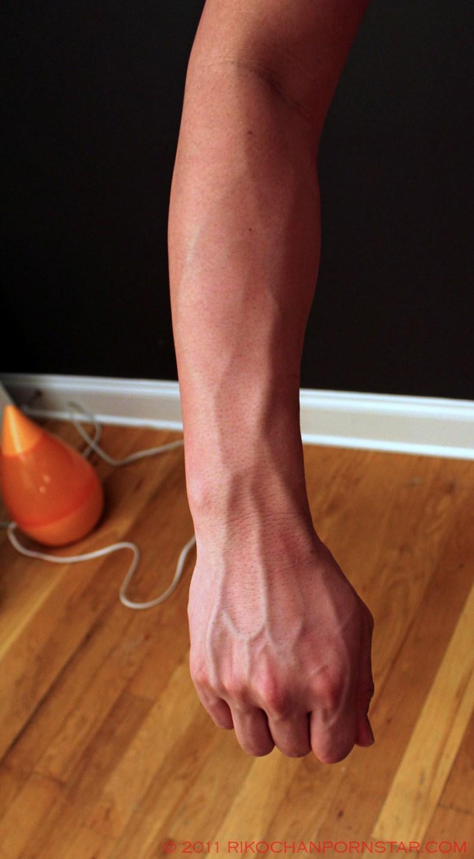 Rikochan vascularity
