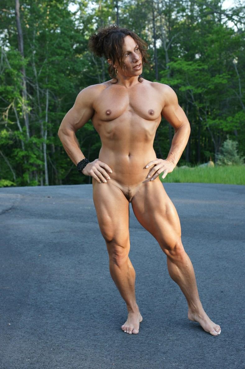 Annie Rivieccio Nude