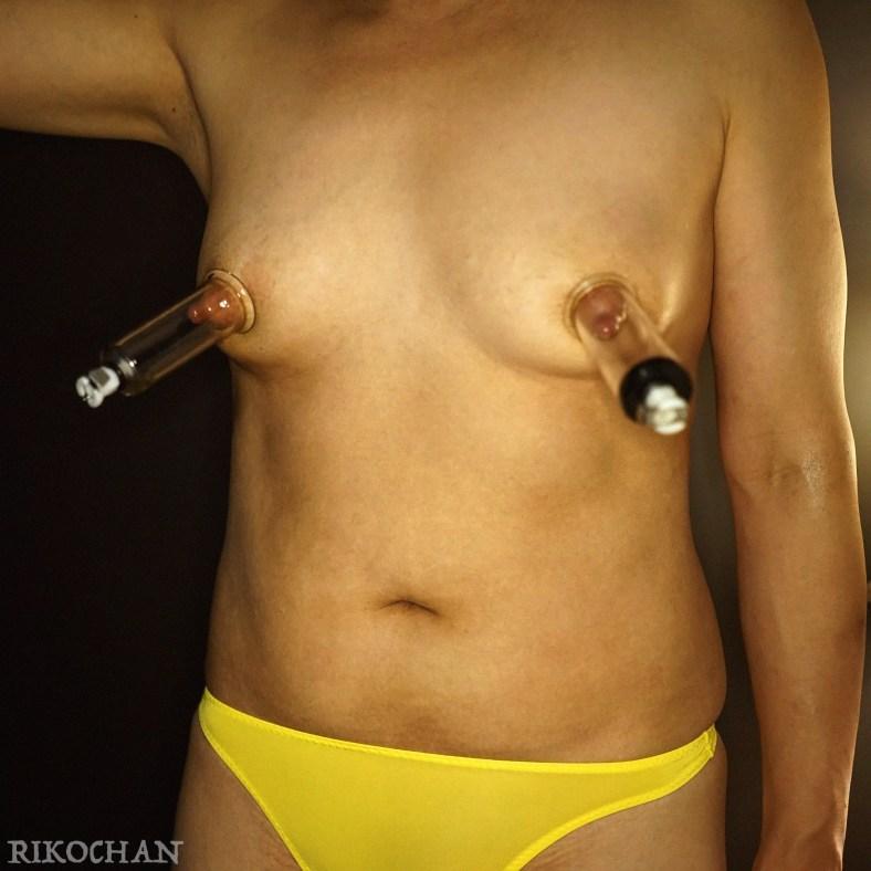 Nipple pumping