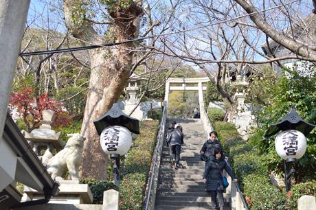 神戸 北野天満神社