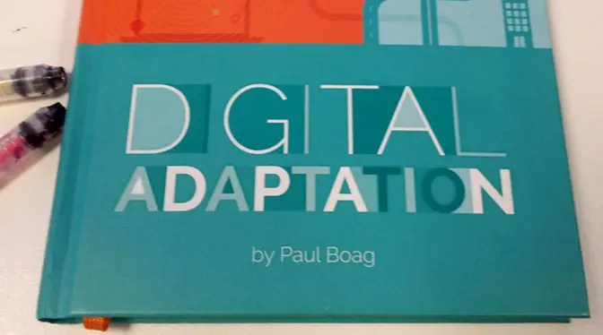 Digital Adaptation by Paul Boag