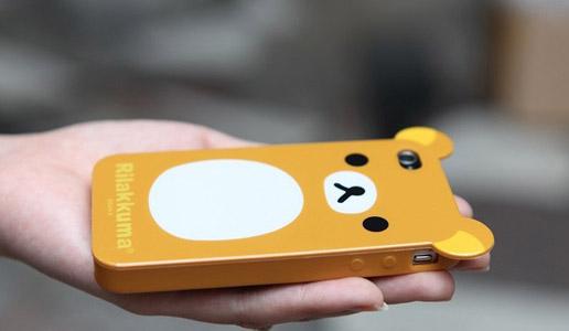 rilakkuma iphone 4 case rilakkuma world3