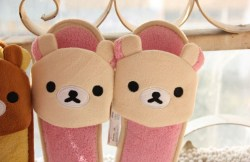 korilakkuma indoor shoes slippers sandals