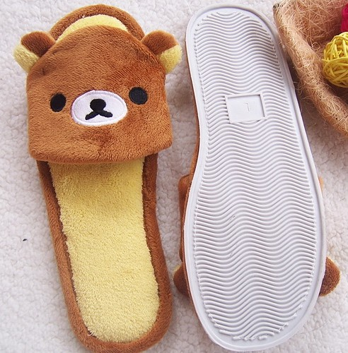 rilakkuma indoor shoes slippers sandals 3