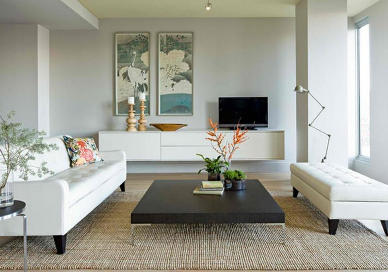 15 Minimalist Living Room Design Ideas - Rilane on Minimalist Living Room Design  id=95286