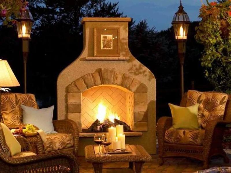 14 Romantic Backyard Patio Design Ideas - Rilane on Romantic Patio Ideas id=14741