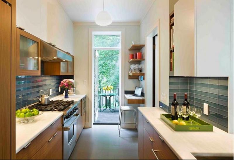 Kitchen Arrangement Small Kitchens