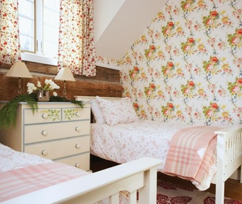 20 Adorable Country Bedroom Ideas For Girls Rilane