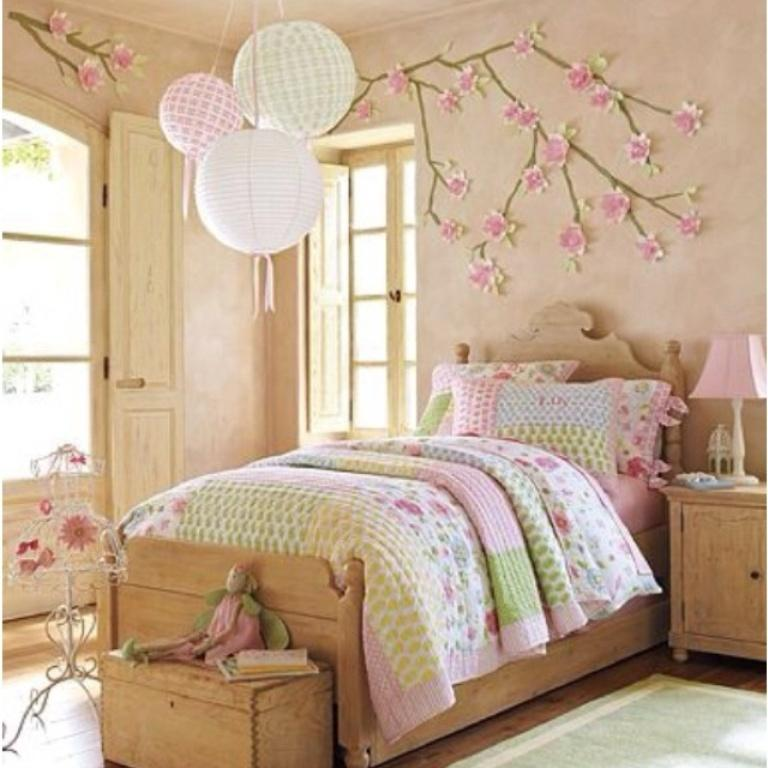 20 Adorable Country Bedroom Ideas For Girls - Rilane on Bedroom Models  id=97007