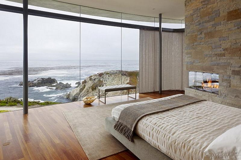 15 outstanding bedrooms with glass walls - rilane