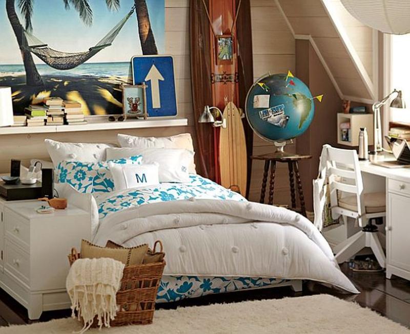 15 Teen Girl's Bedroom Ideas to Inspire - Rilane on Teen Decor  id=82521