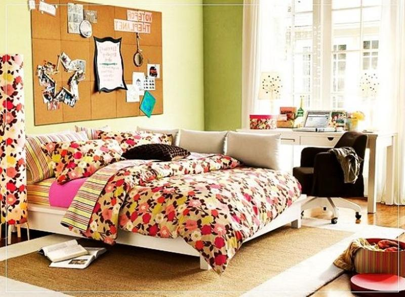15 Teen Girl's Bedroom Ideas to Inspire - Rilane on Teen Rooms Girl  id=54499