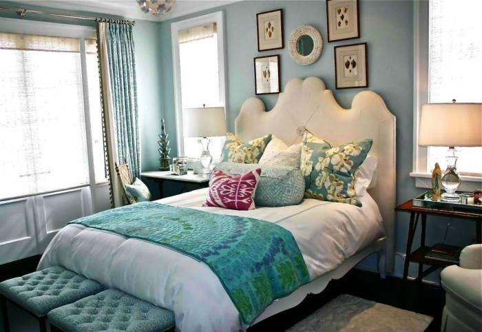 15 Sweet Colored Teen's Bedroom - Rilane on Bed Rooms For Girls Teenagers  id=65473