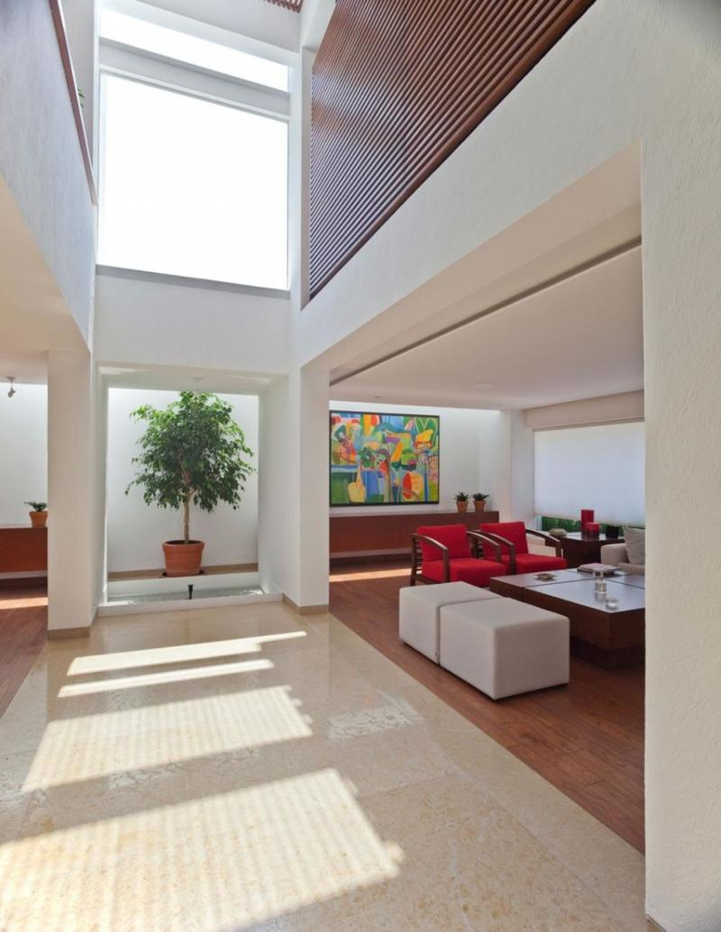 25 Aesthetically Advanced Living Room Designs With High