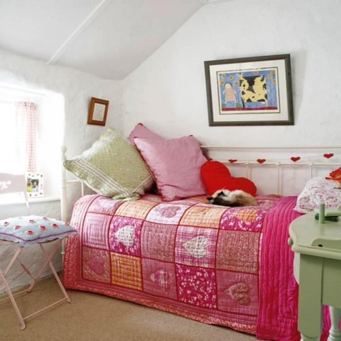 15 Interesting Kid's Attic Bedroom Ideas - Rilane on Girls Bedroom Ideas For Small Rooms  id=82238