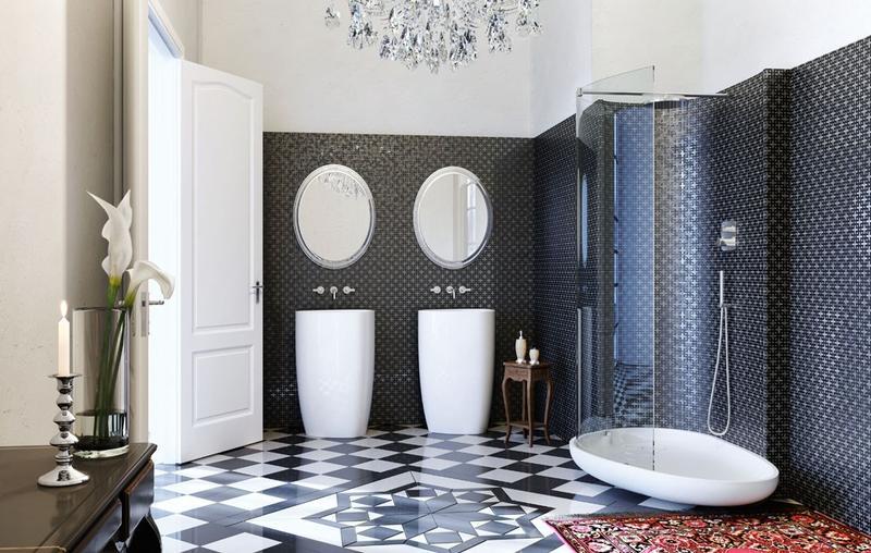 original art deco bathroom suites