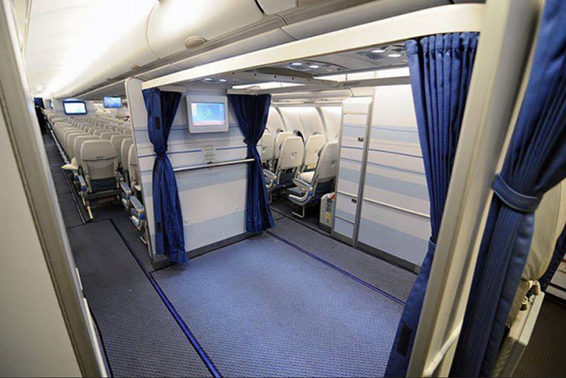 Image result for saudi airlines solat space