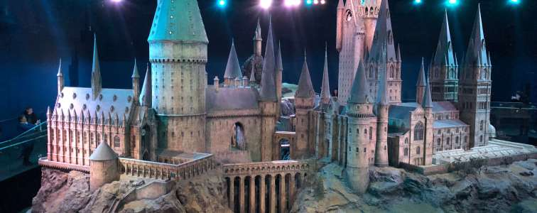 The Making of Harry Potter Studio Tour: A Muggle's Guide