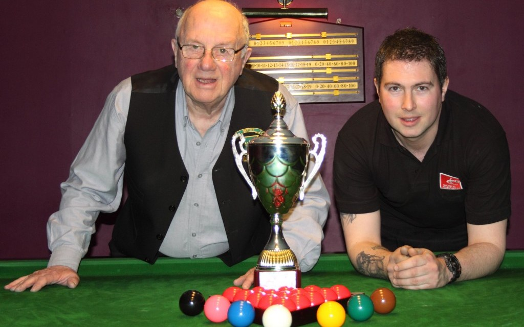 The €4000 Griffith MastersTour 3 Event 2013