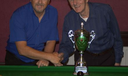 The €4,000 Griffith Snooker Tour 7 2013