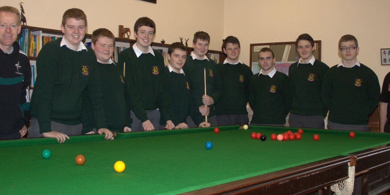 FCJ School Bunclody Wexford get set for School Championships 2014