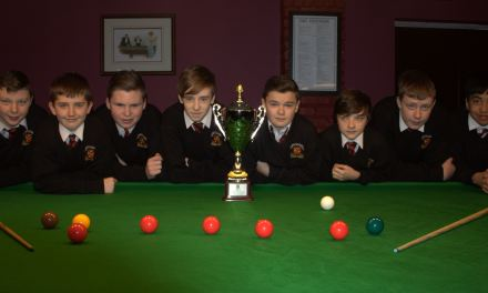 U/14 National School & College Snooker Championship 2014