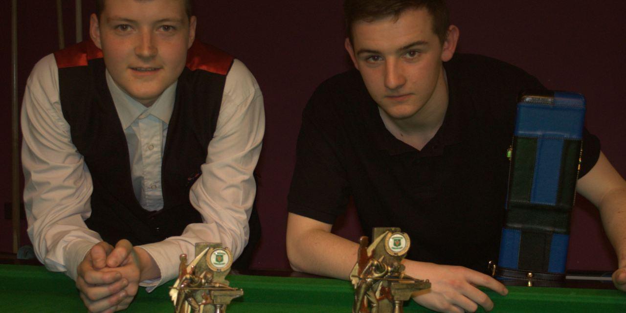 Holland Wins U/17 Stars title at Joey's Snooker Club