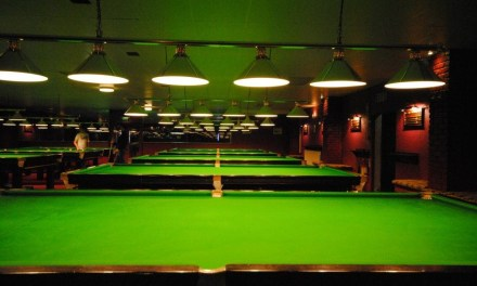 Dublin Snooker Federation Cup Quarter finals at Joey's Dublin