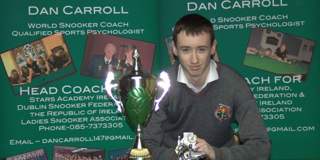 Keith Murphy take Schools & Colleges National U/16 Title for Kildare Town Community School in Carlow