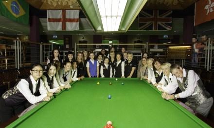 RILSA Ladies represent Ireland at the recent UK Ladies Championships in Leeds
