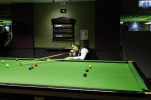 LITEtask UK Ladies Snooker Championship 2015