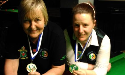 Annette Newman wins Billiards Ranking 2 at Sharkx