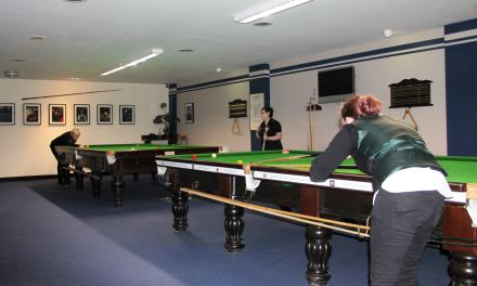 RILSA ANNOUNCE 10 NEW OFFICIAL WOMEN'S SNOOKER ACADEMIES IN IRELAND