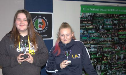 Neicy Kavanagh wins RILSA Special Needs National Championship in Newbridge