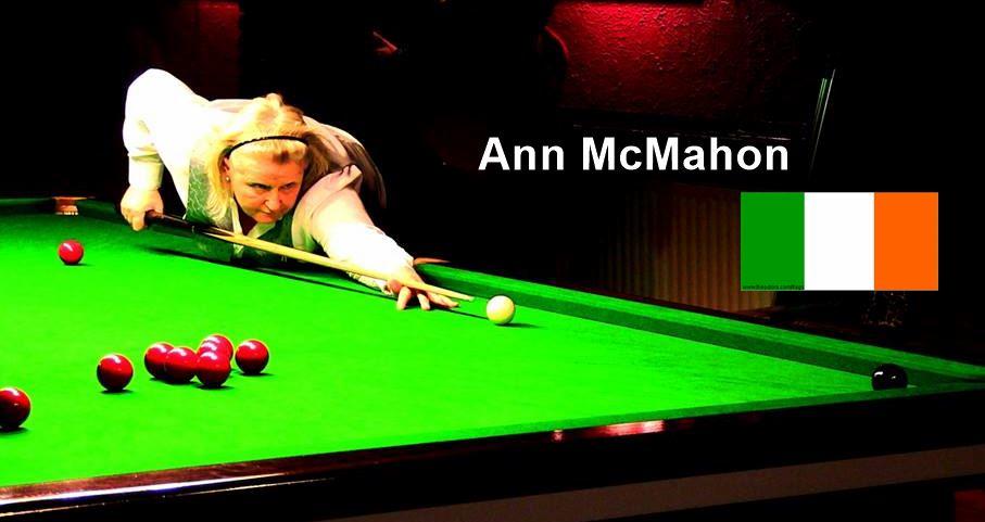 Ann McMahon