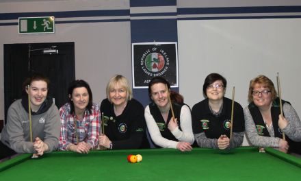 RILSA Billiards – Women get ready for new season ahead
